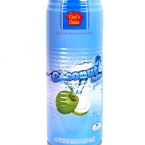 Chefs Choice Coconut Juice With Pulp – 520ml