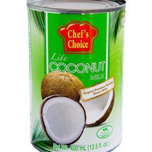 Chefs Choice Coconut Milk (Thai Cooking Formula )- 400ml