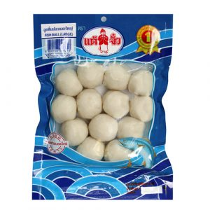 Chiu Chow Fish Ball Large – 200g