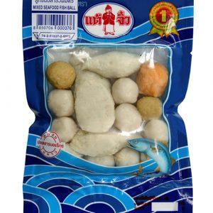 Chiu Chow Mixed Seafood Balls – 200g