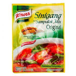 Knorr Tamarind Soup Base Original – 40g