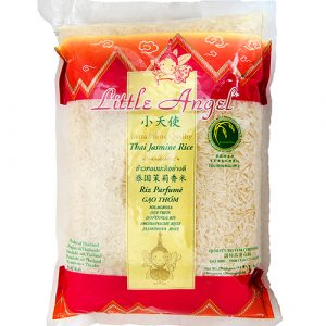Little Angel Thai Jasmine Milagrosa Rice – 1Kg