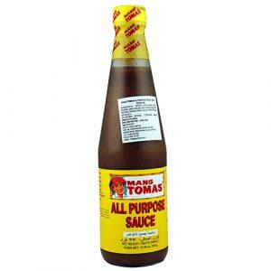 Mang Tomas Roast Sauce Regular – 550g