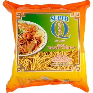 Super Q Pancit Canton Noodles – 454g