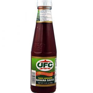 UFC Banana Sauce Regular – 320g