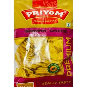 Priyom Banana Chips – 200gm