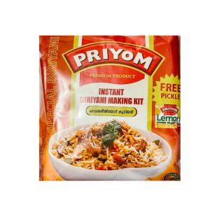 Priyom Biriyani Kit – 1Kg