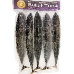 ASEAN SEAS Frozen  Bullet Tuna- 900g