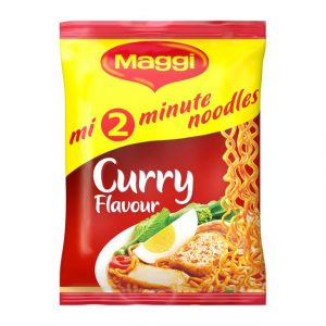 Maggi Noodles – Curry – 79g