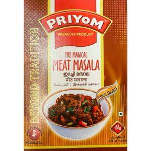 Priyom Meat Masala – 100g