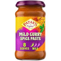 Patak Mild Curry Spice Paste – 283g