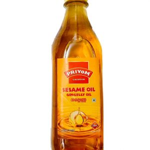 Priyom Sesame Oil ( Nallenna ) – 500ml