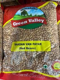 Greenvalley Nadan Vanpayar-(Red Beans)-1 kg