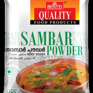 Quality Sambar Powder 100g